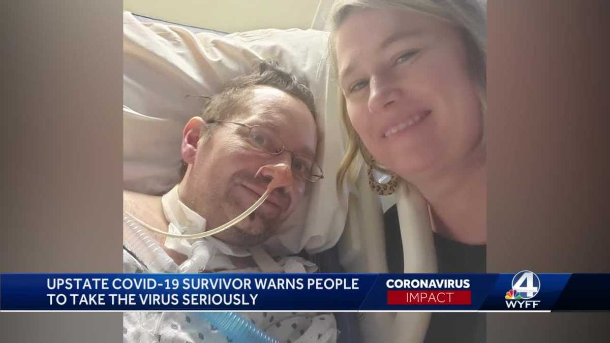 A man in the northern region says his wife is out of a coma after more than two months of hospitalization with COVID-19