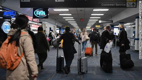Tip: Why should you quarantine after traveling for Christmas.