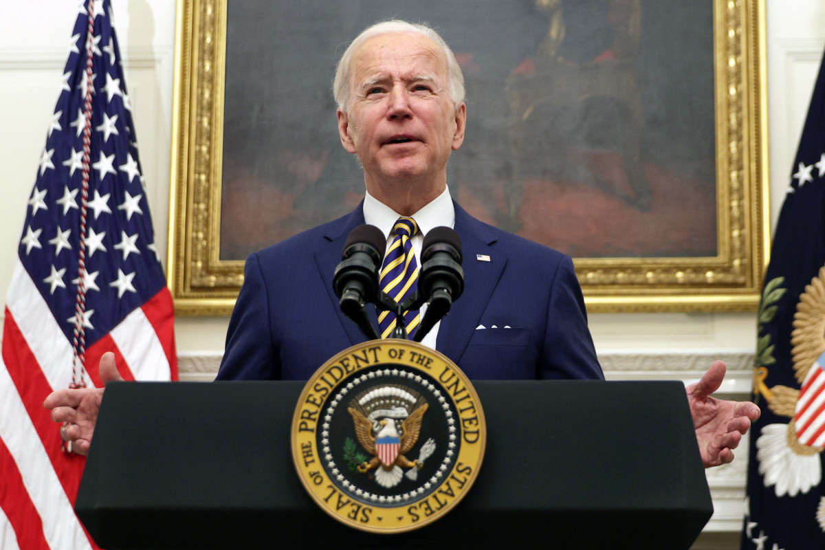 1 in 5 confident Biden can unite the country: Poll