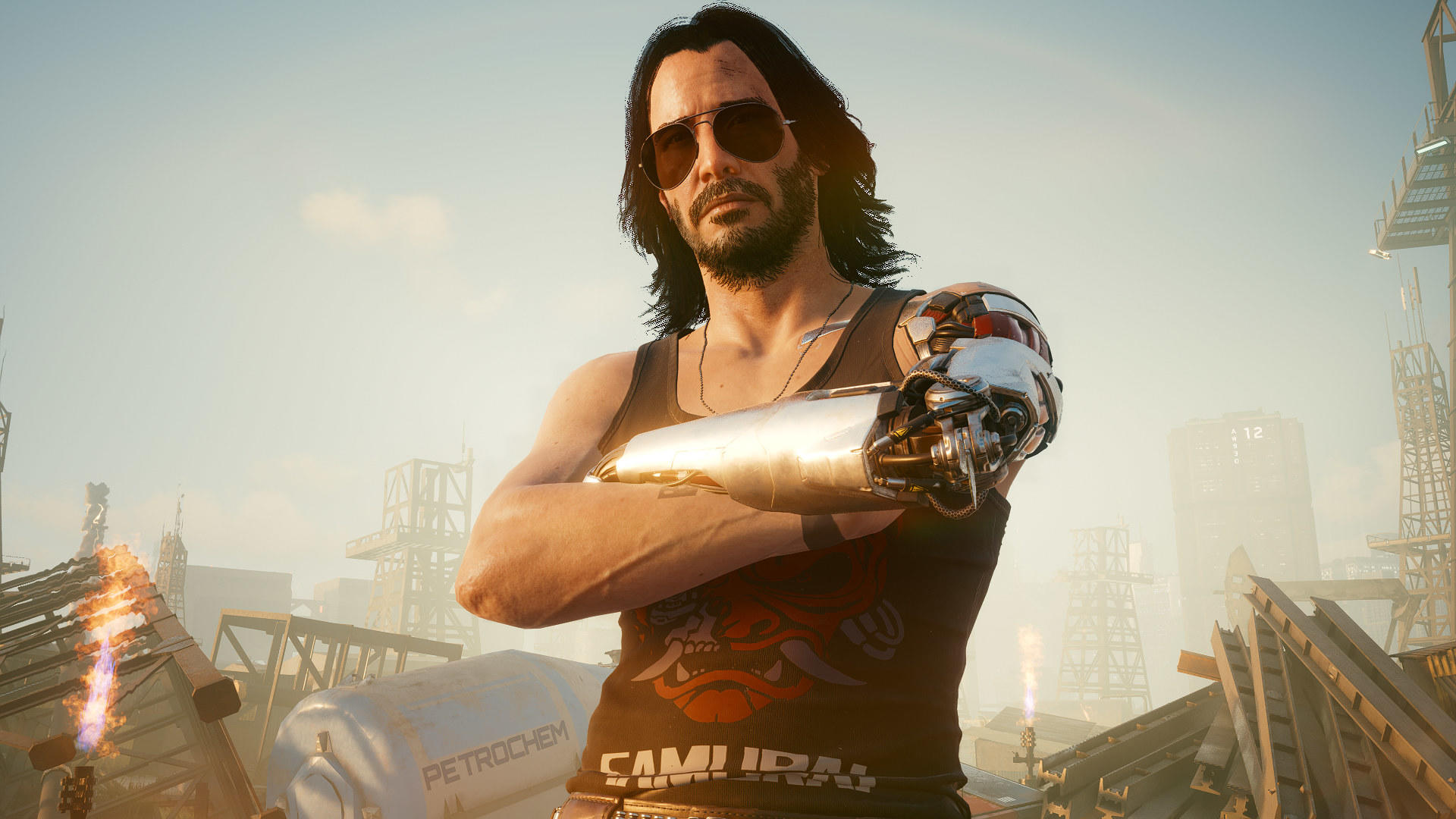Cyberpunk 2077 Patch 1.1 is now available