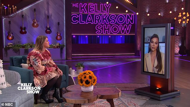 Insider info: Khloe Kardashian stated that Keeping Up with the Kardashians almost `` didn't go anywhere '' during Friday's episode of The Kelly Clarkson Show
