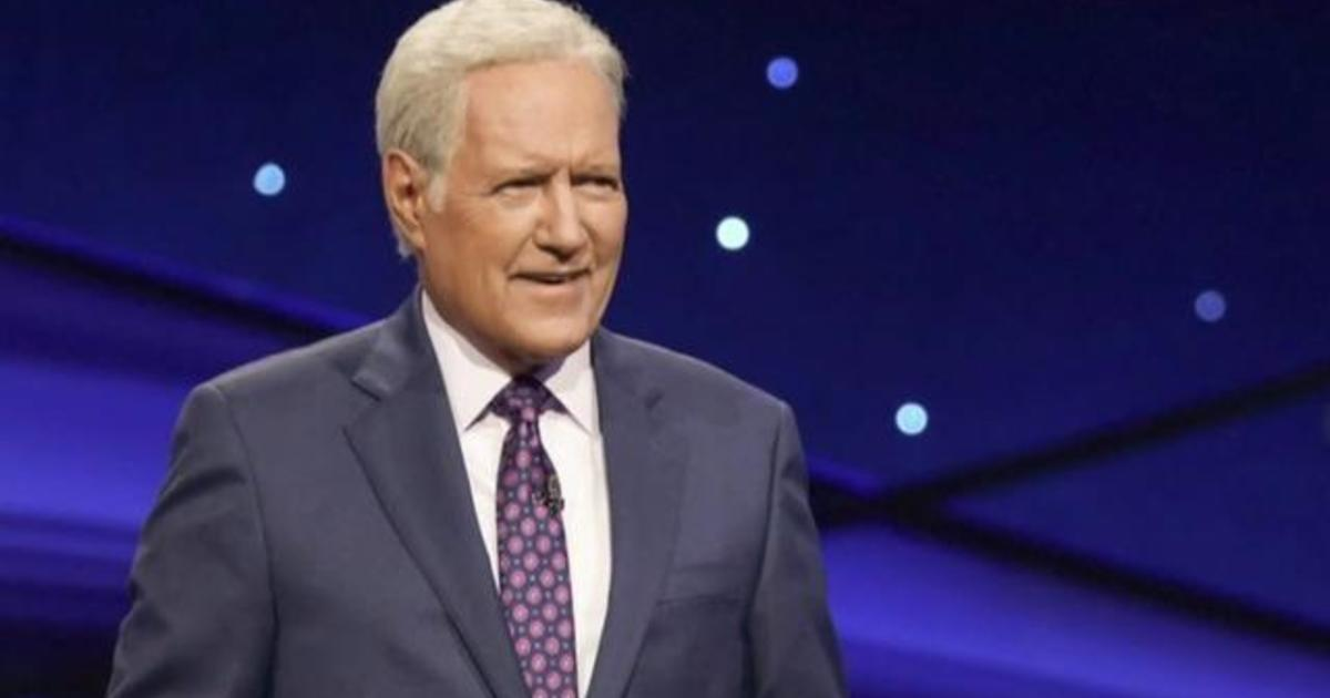 """Alex Trebek's latest movie """"Jeopardy"""" The episode ends with a passionate tribute"""