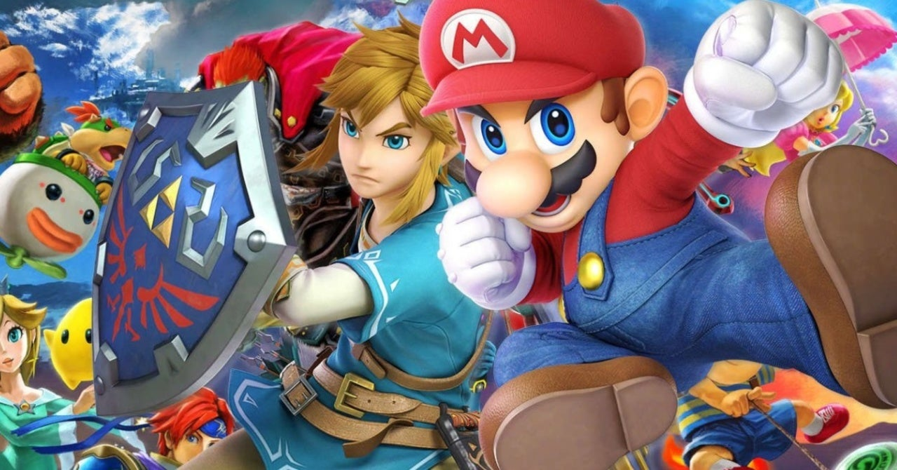 Super Smash Bros.  Ultimate Leaker reveals why we didn't see a much-needed DLC character