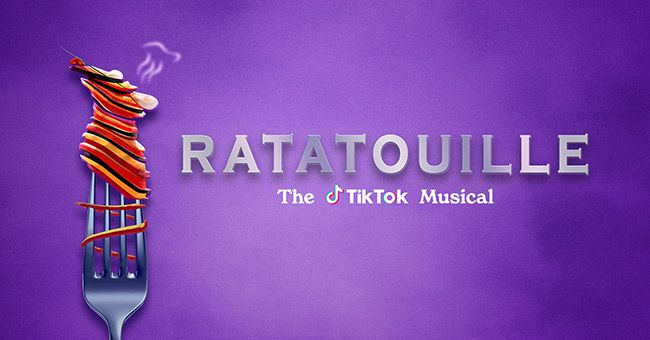 TikTok is hosting a concert by Ratatouille's musical